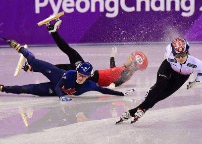 تحرش جنسي جماعي.. على حلبات التزلج الجليدي بكوريات الجنوبية