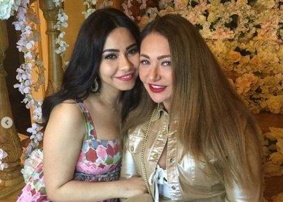 شيرين وليلى علوي