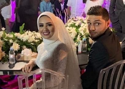 كريم نيدفيد وزوجته