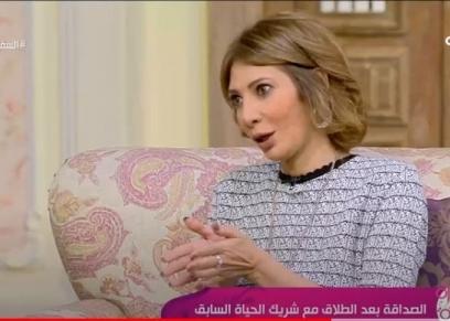 المنتجة إيمان خليل، طليقة الفنان الراحل سامح العجمي
