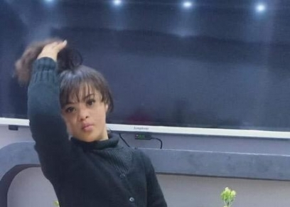 الطفلة نيجار أحمد سعيد