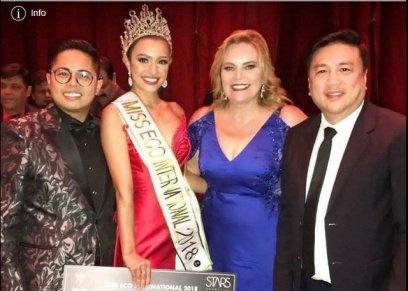 الفلبين تتوج بلقب ملكة جمال العالم.. والوصيفة الأولى من نصيب إندونيسيا