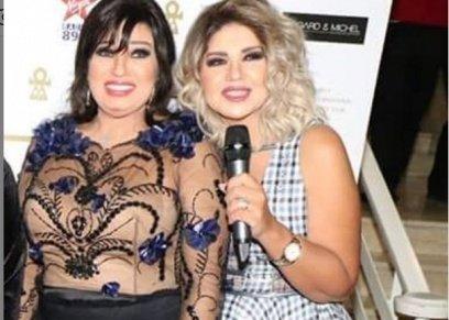 بوسي شلبي تهنئ فيفي عبدة بعيد ميلادها: