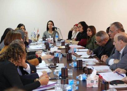 القومي للمرأة يستعرض اعمال 2017