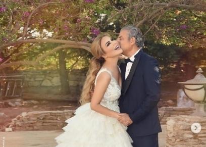 حفل زفاف رولا سعد