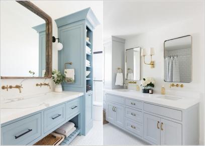 بالصور| اجعلي من اللون الأزرق لمسات مميزة في ديكور منزلك
