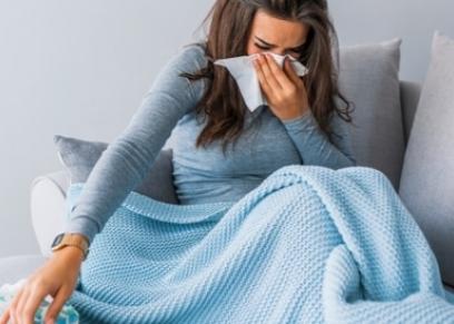 نزلات البرد من أعراض كورونا