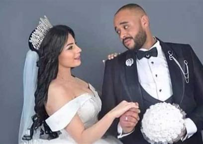 إسراء وزوجها