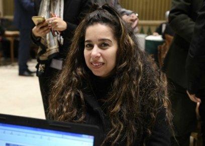 عضو مجلس النواب المصري تنضم للجنه التنفيذية لأتحاد كرة القدم النسائي