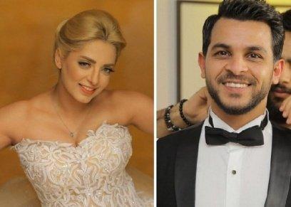 محمد رشاد ومي حلمي