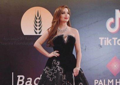 إطلالات الفنانات بمهرجان القاهرة السينمائي