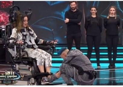 أمينة خليل في رامز مجنون رسمي