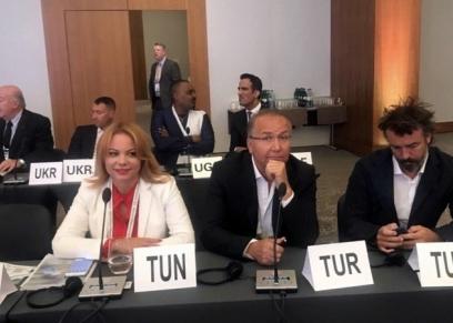 التونسية سلمى المولهي أول عربية في المكتب التنفيذي لاتحاد التنس الدولي