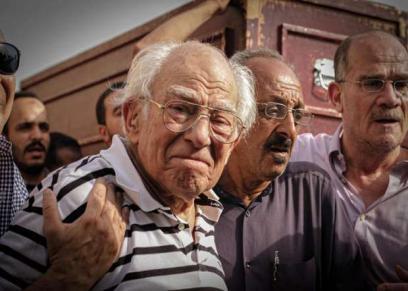 كيف تحدث رشوان توفيق عن زوجته الراحلة عقب 62 عام زواج