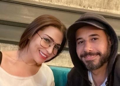 أحمد السعدني ومي عزالدين