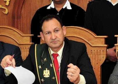 المستشار محمد خفاجي نائب رئيس مجلس الدولة