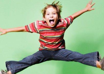 دراسة: لعب الأطفال بالحدائق يعالج فرط الحركة