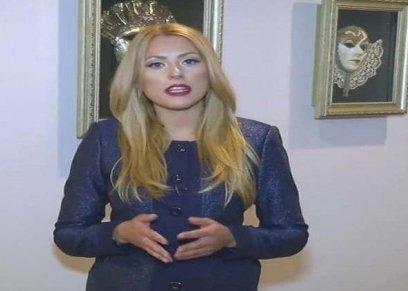 الصحفية البلغارية المغدورة فيكتوريا مارينوفا