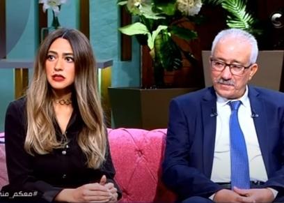 أحمد عبدالحليم وابنته