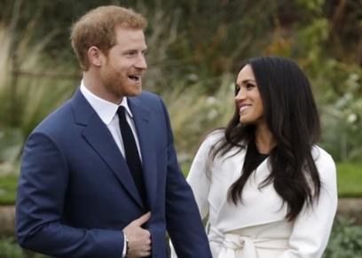 الأمير هاري وماركل ميجان