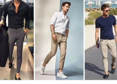 أزياء الرجال ـ صورة تعبيرية
