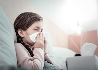 نزلات البرد علامة من علامات الإصابة بكورونا