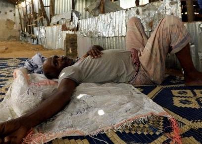 الرجال في الصومال