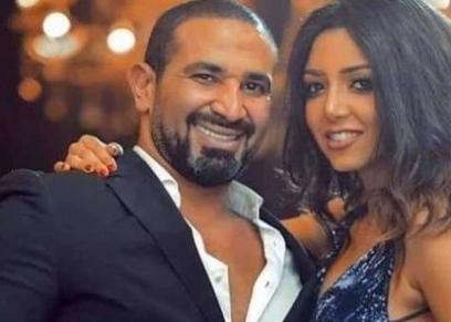 أحمد سعد وخطيبته