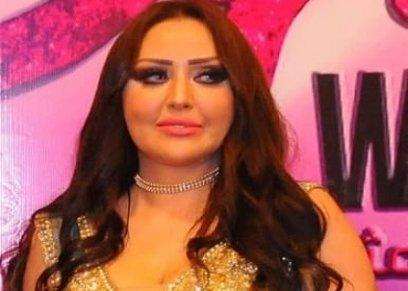 الراقصة المغربية منار