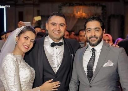 زفاف بطل الصاعقة أحمد عبداللطيف