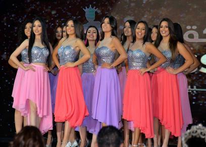 إطلالات متسابقات ملكة جمال مصر 2018