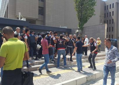جانب من مظاهرات تركيا - صورة أرشيفية