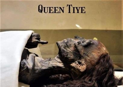 الملكة تي
