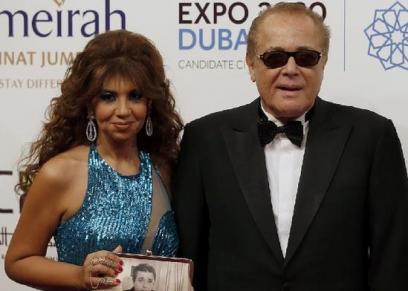 محمود عبدالعزيز وبوسي شلبي