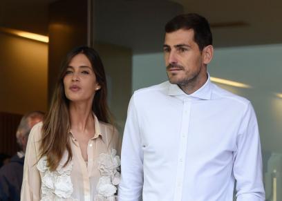كاسياس وزوجته