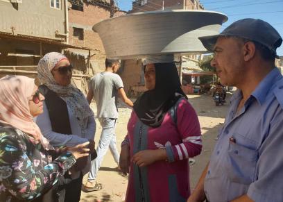 انطلاق فعاليات حملة طرق الأبواب اليوم بكفر الشيخ
