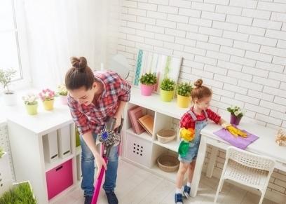 وسائل الأمهات في المنازل للوقاية من كورونا
