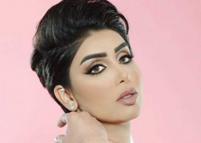 الفنانة الكويتية هنادي الكندري