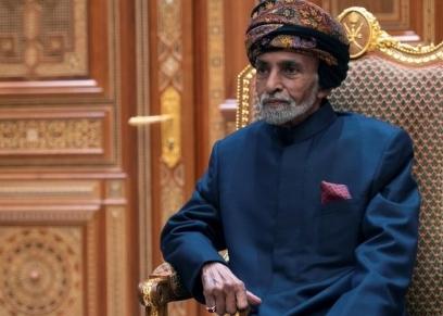 الراحل السلطان قابوس بن سعيد