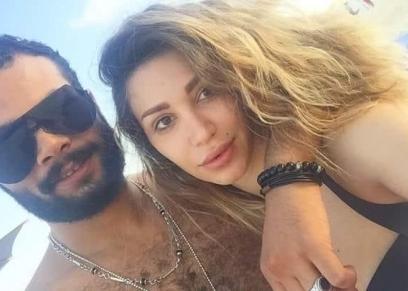 سارة نخلة وأحمد عبدالله