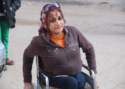 زيزي أول فتاة تحلم بمدرسة للقيادة لتعليم ذوي الاحتياجات الخاصة