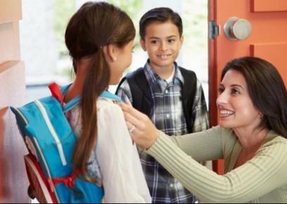 نصائح للأمهات لتأهيل طفلها لأول سنة دراسة