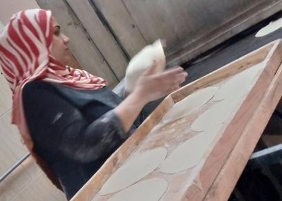 إيمان عبدالرحمن صنايعي عيش