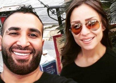 مواقف جمعت بين ريم البارودي واحمد سعد