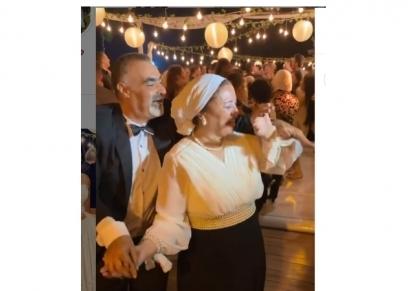 يديو رقصة الأب والأم الشهير