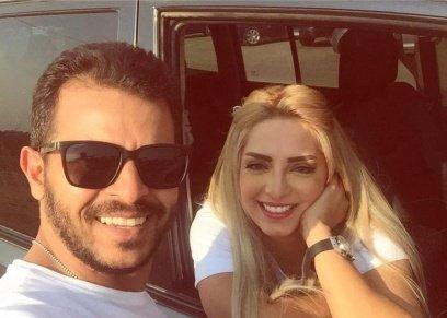 بالصور| رغم انفصالهما.. مي حلمي تعجب بإطلالة محمد رشاد