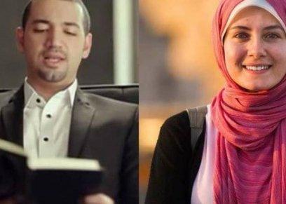 بالصور  «غزل وحب وزواج وكل يمضى في طريقه».. قصة طلاق بسنت نور ومعز مسعود