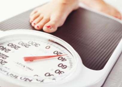 ميزان زيادة وزن كتلة الجسم