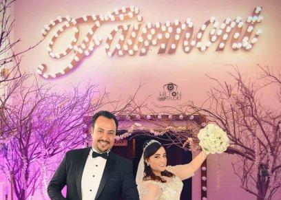 زفاف زجين بالمنصورة