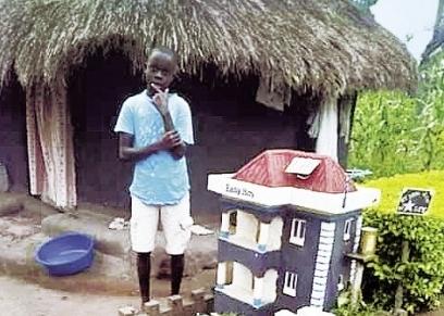 إبداعات أبناء أفريقيا